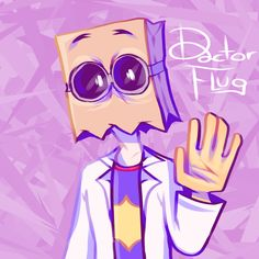 [001] - Dr. Flug by DoctorFlug