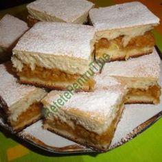 Prajitura delicioasa cu mere | Retete Pentru Tine Merida, Vanilla Cake, Cheesecake, Good Food, Desserts, Tailgate Desserts, Deserts, Cheesecakes, Postres