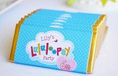 Presentadora Con El Mostess ® - La fiesta de cumpleaños Lalaloopsy
