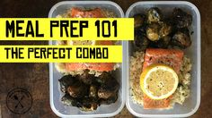How To Meal Prep : The Perfect 3 Ingredient Meal Prep Template A few things to consider before getting started: Did you write Out Your Goals? Weight loss Fat loss Build muscle Save money Free up time during the week Are these other things you need to achieve your goals? i.e. Workout plan, meal prep containers, fitbit, calendar reminder on your phone Do you have a system? Meal prepping doesn't have to be done on Sunday night! Some people work night shifts, some people have weekends off.....