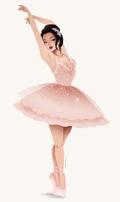 Ballerina Kunst, Ballerina Drawing, Ballet Drawings, Ballet Painting, Ballet Art, Ballet Dancers, Ballerinas, Ballerina Silhouette, Ballet Wallpaper