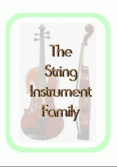 Super, spectacular symphonic string instruments! Soothingly sing along with the slow, slippery, sliding bow strokes or skip along with the spirited,...