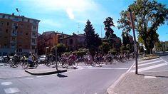 Bike Pride Bologna con web cam @greentogreen