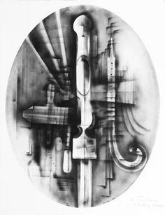 Man Ray, aerograph