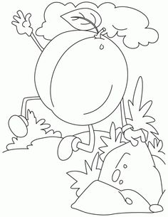 apricot fruit picture coloring pages 2 games the sun games