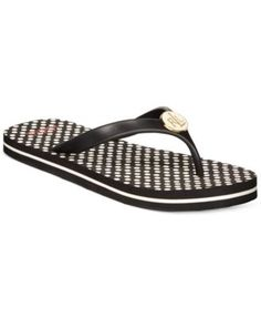 5e5ac7aad2534a Lauren by Ralph Lauren Elissa Flip Flops Flip Flop Shoes