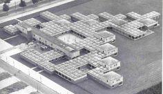 Aldo van Eyck - Orfanato de Amsterdam - 1955-1960