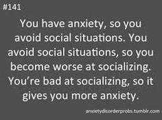 social anxiety disorder tumblr - Google Search