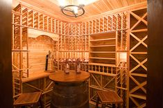 This Wine Cellar is a work of art! | Plan 013S-0010 | House Plans and More