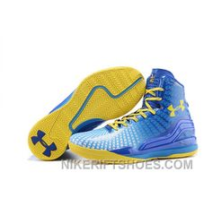 db5f22f06311 Under Armour Clutchfit Drive Stephen Curry Shoes 2015 Blue Cheap To Buy  8Aa7B
