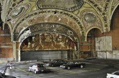 Michigan Theatre in Detroit @Amy de Merlis