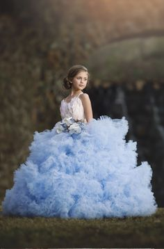 """Girl Meets Twirl""... A Stunning Couture Ball Gown For The Exquisite Y – Love Baby J"