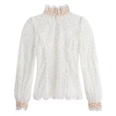 Arcadia Lace Blouse by Zimmermann