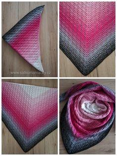 Crochet Scarves, Amelie, Crochet Stitches, Accessories, Fashion, Crafts, Breien, Moda, Fasion
