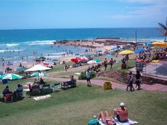 Scottburgh beach Natal Kwazulu Natal, Amazing Places, Places Ive Been, South Africa, The Good Place, Dolores Park, African, Spaces, Beach