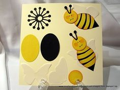 bee punch art + several more - bjl