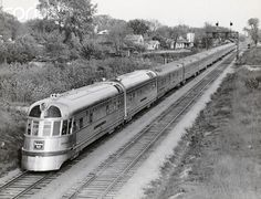 The Denver Zephyr...my Dad's and my Grandpa's train...miss it