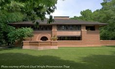 Venture out to suburban Oak Park for more Frank Lloyd Wright: http://www.choosechicago.com/blog/post/2013/04/A-Guide-to-All-Things-Frank-Lloyd-Wright-in-and-Around-Chicago/694/