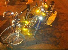 Bikes in family