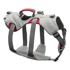 Ruffwear Doubleback StrengthRated Safety Dog Harness Cloudburst Gray Small * Check out the image by visiting the link.Note:It is affiliate link to Amazon.