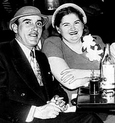 """Raymond Fernandez  & Martha Beck were an serial killer couple who are believed to have killed as many as 20 women during their murderous spree between 1947 & 1949. After their arrest & trial in 1949, they became known as """"The Lonely Hearts Killers"""" for meeting their unsuspecting victims through lonely hearts ads. On March 8, 1951, both were executed by electric chair."""