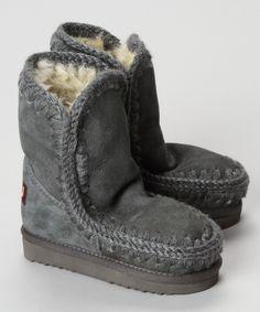 Pirate Black Eskimo Boots - Infant, Toddler & Girls