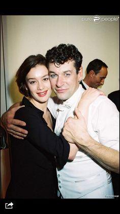 Aurelie Dupont et Patrick Dupond