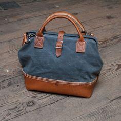 Northwesterner Bag by Wood & Faulk