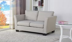 George Home Marcie Sofa Smoke, read reviews and buy online at George at ASDA. Shop from our latest range in Home & Garden. With generous padding, soft fabric...