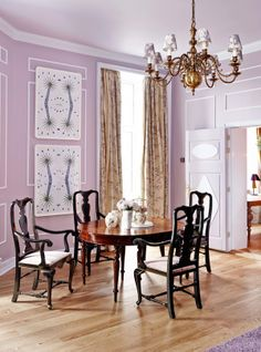 VINTAGE & CHIC: decoración vintage para tu casa · vintage home decor: Decorando en morado, lila y berenjena · Decorating in purple, lilac and aubergine