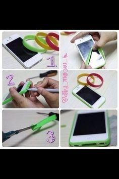 #DIY #phonecase