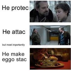 16 'Stranger Things' Memes That Are As Epic As Steve Harrington's Hair 16 & Things& Memes That Are As Epic As Steve Harrington& Hair - Memebase - Funny Memes Stranger Things Quote, Stranger Things Have Happened, Stranger Things Aesthetic, Stranger Things Netflix, Hopper Stranger Things, Stranger Things Steve, Stranger Things Spoilers, Steve Harrington Stranger Things, Stranger Things Season 3