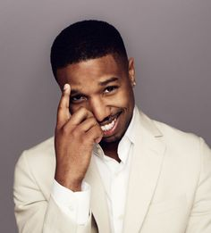 Michael B Jordan is 28 years old and will fire up the Human Torch in this year's Fantastic Four reboot. He's into sport, photography and New York deli sandwiches and he loves to cook. Michael B Jordan, Erik Killmonger, Bae, Human Torch, Man Crush Everyday, Fine Men, Baby Daddy, Good Looking Men, Celebrity Crush