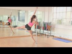 How To Do A Backwards Hook Spin #poledance #poletricks #poletutorial