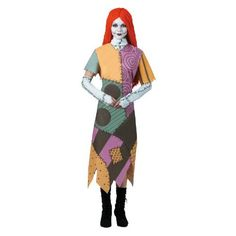 Relive the spooky world created by Tim Burton with these Nightmare Before Christmas costumes. We have Jack Skellington and Sally costumes for men and women. Sally Halloween Costume, Halloween Costumes For Teens, Movie Costumes, Christmas Costumes, Character Costumes, Adult Costumes, Costumes For Women, Halloween Decorations, Outdoor Decorations