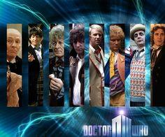 je regarder a doctor who