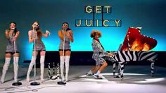 Redfoo - Juicy Wiggle (Official Video) ~ Such a fun upbeat song!!! ~