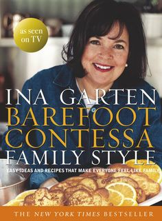 Barefoot Contessa Family Style: In our eyes, Ina Garten can do no wrong. Her entire arsenal of cookbooks is fantastic, but when youre cooking for kids, Barefoot Contessa Family Style ($20) is simply the best. Recipes like penne with five cheeses and oven-fried chicken are straightforward enough that kids will gobble them up, and sophisticated enough to be served at a dinner party.