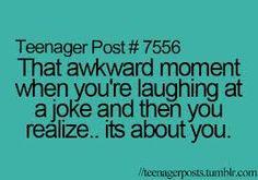 Teenage posts!! XD