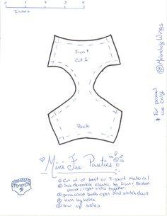 MNF Panty Pattern