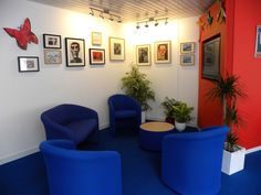 school reception area design - Google Search