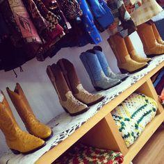 Lady boots at 31 RAX.