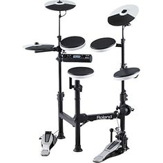 Roland V-Drums TD-4KP Portable Electronic Drum Set -- You can find out more details at the link of the image.