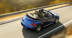 I can't wait for the new  #VWBeetle Convertible!! So darn cute!