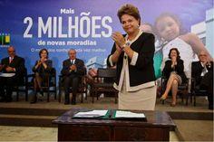 Política na Rede: Silêncio de funcionária agredida por Dilma foi comprado com imóvel do Minha Casa Minha Vida, diz Noblat