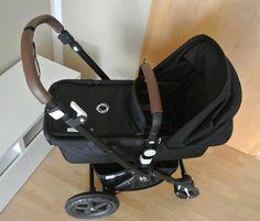 Kinderwagen Leder-Accessoires