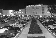 Three examples confirm Southern California's critical role in the mall's early formation: the Broadway Crenshaw Center, the Valley Center, and San Diego's Linda Vista Shopping Center.