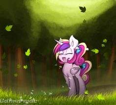 .:Candy Cadence:. by ~gamermac on deviantART