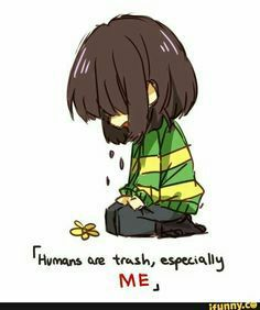<-- Chara you are amazing you made mistakes but it wasn't your fault it was mine I am the bad one here please chara Undertale Comic, Undertale Quotes, Undertale Fanart, Chara, Fan Art, Toby Fox, Rpg Horror Games, Underswap, Love Is All
