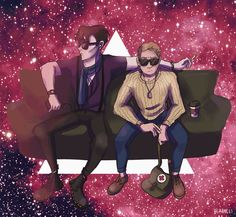 And in that moment, I swear we were hipsters by ~bearicle on deviantART